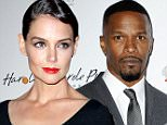 Mandatory Credit: Photo by Picture Perfect/REX (4072786o).. Jamie Foxx.. 14th Harold and Carole Pump Foundation Gala, Los Angeles, America - 08 Aug 2014.. ..