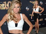 Dancing With The Stars Cast Party at Hyde Lounge  Pictured: Charlotte McKinney Ref: SPL977738  160315   Picture by: Photographer Group / Splash News  Splash News and Pictures Los Angeles: 310-821-2666 New York: 212-619-2666 London: 870-934-2666 photodesk@splashnews.com