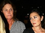 Bruce Jenner is dating again!  The former olympian hit the Elton John Conert at the Staples Center, with a brunette woman, Ronda Kamihira  a 51 yar old mother of two who not only close to Kris and her kids but was also her assistant Saturday, October 4, 2014  X17online.com \n/X17online.com