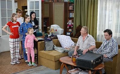 Российский семейно-молодёжный комедийный ситком «Папины дочки»