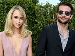 .. Mandatory Credit: Photo by Richard Young/REX (3875716js).. Suki Waterhouse and Bradley Cooper.. Serpentine Summer Party, Hyde Park, London, Britain - 01 Jul 2014.. ..