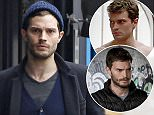 """Picture Shows: Jamie Dornan  February 25, 2015.. .. 'Fifty Shades Of Grey' actor Jamie Dornan is seen out grabbing a coffee with his wife Amelia in London, England; after apparently pulling out of the film's two sequels... .. The leading man, who played Christian Grey in the hit film inspired by the trilogy of erotic novels, has faced claims that he has decided to not reprise his role due to his wife's discomfort with the film's racy sex scenes. .. .. A representative for Jamie has stated that """"all press reports are pure conjecture as the studio has not committed to a sequel as yet""""... .. Non Exclusive.. WORLDWIDE RIGHTS.. .. Pictures by : FameFlynet UK    2015.. Tel : +44 (0)20 3551 5049.. Email : info@fameflynet.uk.com"""