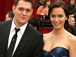 HOLLYWOOD - FEBRUARY 25:  Singer Michael Buble and actress Emily Blunt attend the 79th Annual Academy Awards held at the Kodak Theatre on February 25, 2007 in Hollywood, California.  (Photo by Frazer Harrison/Getty Images) *** Local Caption *** Michael Buble;Emily Blunt * SPECIAL INSTRUCTIONS:  * *OBJECT NAME: 73385683GS110_79th_Annual_A*
