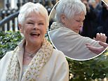 20/03/2015 Unveiling and Dedication of The Conversion of St Paul at St Pauls Church ( The Actor's Church) by Dame Judi Dench