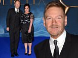 Mandatory Credit: Photo by David Fisher/REX (4556235c)\n Kenneth Branagh and Lindsay Brunnock\n 'Cinderella' film premiere, London, Britain - 19 Mar 2015\n \n