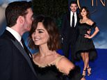 Mandatory Credit: Photo by David Fisher/REX (4556235d)\n Richard Madden and Jenna Coleman\n 'Cinderella' film premiere, London, Britain - 19 Mar 2015\n \n