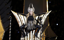 Madonna has announced four UK dates on her Rebel Heart tour