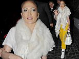 Jennifer Lopez exits Cecconi's in Beverly Hills, CA  Pictured: Jennifer Lopez Ref: SPL980374  190315   Picture by: Vladimir Labissiere/Splash News  Splash News and Pictures Los Angeles: 310-821-2666 New York: 212-619-2666 London: 870-934-2666 photodesk@splashnews.com