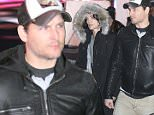 Peter Facinelli is well guarded by three bodyguards as he visits his new fiancee Jaimie Alexander on the set of NBC Network TV series 'Blindspot' in Times Square, Manhattan.\n\nPictured: Peter Facinelli and Jaimie Alexander\nRef: SPL979167  200315  \nPicture by: Splash News\n\nSplash News and Pictures\nLos Angeles: 310-821-2666\nNew York: 212-619-2666\nLondon: 870-934-2666\nphotodesk@splashnews.com\n