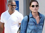 Jamie Foxx stops at an ATM in Westlake, Ca amid rumors of a romance with Katie Holmes\n\nPictured: Jamie Foxx\nRef: SPL972491  200315  \nPicture by: Splash News\n\nSplash News and Pictures\nLos Angeles: 310-821-2666\nNew York: 212-619-2666\nLondon: 870-934-2666\nphotodesk@splashnews.com\n