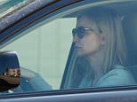 March 20, 2015: Calista Flockhart is seen leaving UCLA Medical after a morning visit with Harrison Ford as he recovers from his recent aviation accident, Westwood, CA. Mandatory Credit: Lazic/SAA/INFphoto Ref.: infusla-257/302