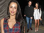 Picture Shows: Ricky Rayment, Marnie Simpson  March 21, 2015    Reality stars Ricky Rayment and Marnie Simpson spotted out together at Luxe Essex bar in Loughton, Essex, UK.    Exclusive All Rounder  WORLDWIDE RIGHTS  Pictures by : FameFlynet UK    2015  Tel : +44 (0)20 3551 5049  Email : info@fameflynet.uk.com