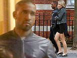 MUST BYLINE: EROTEME.CO.UK ****NO WEB OR BLOG WITHOUT APPROVAL**** Jermain Defoe enjoys a romantic dinner out with an unknown girl in Hampstead. EXCLUSIVE    March 20,  2015 Job: 150318L2    London, England EROTEME.CO.UK 44 207 431 1598