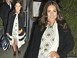 Picture Shows: Louise Thompson  March 20, 2015\n \n Celebrities attend Louise Thompson's birthday party at Fulham Broadway in London, UK. The 'Made In Chelsea' star was all smiles in a floral mini dress, black fur trimmed coat, and black heels.\n \n Non Exclusive\n WORLDWIDE RIGHTS\n \n Pictures by : FameFlynet UK © 2015\n Tel : +44 (0)20 3551 5049\n Email : info@fameflynet.uk.com
