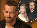 Ryan Reynolds reveals his baby's name on TODAY