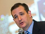 WEST COLUMBIA, SC - MARCH 14:  Senator Ted Cruz (R-TX) addresses the South Carolina National Security Action Summit on March 14, 2015 in West Columbia, South Carolina.  (Photo by Richard Ellis/Getty Images)