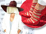 Sia arrives at at the 'Keeping Up With The Kardashian season preview event, hosted by Kourtney Kardashian, at Marquee Dayclub at The Cosmopolitan of Las Vegas on March 21, 2015 in Las Vegas, Nevada.\n\nPictured: Sia\nRef: SPL981646  210315  \nPicture by: Xavier Collin/Image Press/Splash\n\nSplash News and Pictures\nLos Angeles: 310-821-2666\nNew York: 212-619-2666\nLondon: 870-934-2666\nphotodesk@splashnews.com\n