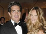 Jeff Soffer and Elle Macpherson at the Miami Beach Chamber of Commerce 87th Annual Gala at Fontainebleau Miami Beach, Florida, America - 09 May 2009   Mandatory Credit: Photo by Startraks Photo / Rex Features (919738j)