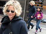 *NO NEW YORK POST / NEW YORK DAILY NEWS / NEWSCOM*\nEXCLUSIVE: Meg Ryan and her daughter Daisy browsed the bookshelves and purchased some books at McNally Jackson independent bookstore on Prince Street in Soho in New York City on March 21. 2015. Daisy was photographed carrying STICKMAN ODYSSEY AN EPIC DOODLE BOOK ONE by Christopher Ford on the way out. Meg carried a McNally jackson bag with a book, also. They were seen browsing the kids section downstairs before paying at the register upstairs.\n\nPictured: Meg Ryan and Daisy Ryan\nRef: SPL973757  210315   EXCLUSIVE\nPicture by: Lawrence Schwartzwald/Splash\n\nSplash News and Pictures\nLos Angeles: 310-821-2666\nNew York: 212-619-2666\nLondon: 870-934-2666\nphotodesk@splashnews.com\n