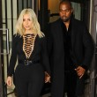 Kim and Kanye head to Givenchy