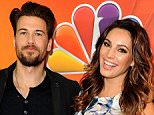 Mandatory Credit: Photo by Startraks Photo/REX (4377992q)  Nick Zano and Kelly Brook  NBCUniversal Winter TCA Red Carpet, Los Angeles, America - 16 Jan 2015  2015 NBCUniversal Press Tour - Day 2