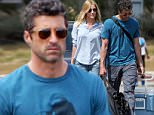 Picture Shows: Patrick Dempsey  March 22, 2015\n \n Actor and proud dad Patrick Dempsey cheers on his son's soccer team in Los Angeles, California. Besides acting and hanging with his family, Patrick stays busy with Dempsey Racing, his Porsche-backed team he founded in 2006.\n \n Non-Exclusive\n UK RIGHTS ONLY\n \n Pictures by : FameFlynet UK © 2015\n Tel : +44 (0)20 3551 5049\n Email : info@fameflynet.uk.com