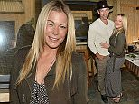MALIBU, CA - MARCH 22:  Eddie Cibrian and LeAnn Rimes attend the Project Angel Food presents in concert with Andrew von Oeyen on March 22, 2015 in Malibu, California.  (Photo by Araya Diaz/Getty Images for Project Angel Food)
