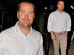 Beverly Hills, CA - NCIS: Los Angeles star Chris O'Donnell and his family enjoyed a nice meal at The Palm Restaurant.\nAKM-GSI       March  20, 2015\nTo License These Photos, Please Contact :\nSteve Ginsburg\n(310) 505-8447\n(323) 423-9397\nsteve@akmgsi.com\nsales@akmgsi.com\nor\nMaria Buda\n(917) 242-1505\nmbuda@akmgsi.com\nginsburgspalyinc@gmail.com