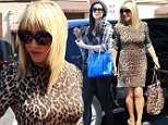 134543, Suzanne Somers arrives for practice at the DWTS rehearsal studio in LA. Los Angeles, California - Saturday March 21, 2015. Photograph: © Cathy Gibson, PacificCoastNews. Los Angeles Office: +1 310.822.0419 sales@pacificcoastnews.com FEE MUST BE AGREED PRIOR TO USAGE