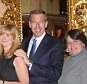 Mater Dei?s most famous graduate, Brian Williams of NBC Nightly News, appeared at the Save the Seraphs Gala festive fundraiser Saturday night at the Shore Casino in Atlantic Highlands.  Brian Williams told The Two River Times, ?This is Mater Dei. It?s been a very, very important part of my life. I had four great years here. I did not know it then, but it was the last degree I?d ever earn,? he said. ?It?s a wonderful school, and it should be open for a long time, for everybody,? he added.  Williams, who attended with his wife Jane Stoddard, was warmly received and mingled with the crowd of 455 people. ?He had a lot of friends he went to school with,? said fundraiser co-chair Maria Buzzanco. ?He was happy to come back to the Shore Casino because he went to proms there. He was greeted with warm hugs. Everyone was telling him how much they support him as well, and thanked him for coming.?