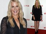 Daryl Hannah poses for a photograph at the launch of Netflix in Australia and New Zealand, in Sydney on Tuesday, March 24, 2015. (AAP Image/Paul Miller) NO ARCHIVING