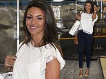 Actress Michelle Keegan is pictured leaving the ITV studios following a guest appearance on 'This Morning'.\n\nPictured: Michelle Keegan\nRef: SPL983171  240315  \nPicture by: Simon Earl / Splash News\n\nSplash News and Pictures\nLos Angeles: 310-821-2666\nNew York: 212-619-2666\nLondon: 870-934-2666\nphotodesk@splashnews.com\n