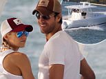 March 24th, 2015- Miami\n******EXCLUSIVE*******\n*******ONLY EDITORIAL PUBLICATION*******\n*******NO WEBSITES*********\nENRIQUE IGLESIAS AND ANA KOURNIKOVA BOAT TRIP WITH ANA BOYER AND FERNANDO VERDASCO.\nSinger Enrique Iglesias received home his half-sister na Boyer, who was in Miami to support her boyfriend, the Tennis star Fernando Verdasco.\nEnrique Iglesias and Anna Kournikova invited their guests to a boat trip, Miami, 22 March 2015.\n****** BYLINE MUST READ : © Spread Pictures ******\n****** No Web Usage before agreement ******\n****** Strictly No Mobile Phone Application or Apps use without our Prior Agreement ******\nEnquiries at photo@spreadpictures.com
