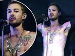 SYDNEY, AUSTRALIA - MARCH 24:  Daniel Johns performs at the 2015 APRA Music Awards at Carriageworks on March 24, 2015 in Sydney, Australia.  (Photo by Mark Metcalfe/Getty Images)