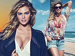 Kate Upton Express Spring 2015 Clothing Campaign