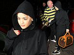 Mandatory Credit: Photo by Beretta/Sims/REX (4587391b)\n Rita Ora\n Rita Ora out and about, London, Britain - 24 Mar 2015\n \n