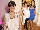 LONDON, ENGLAND - MARCH 24:  Frankie Bridge attends as Rochelle Humes presents her SS15 collection for very.co.uk at The Portico Rooms, Somerset House on March 24, 2015 in London, England.  (Photo by David M. Benett/Getty Images)