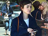 Lily Collins Has Lunch at a Cafe in West Hollywood  Pictured: Lily Collins Ref: SPL983603  240315   Picture by: Photographer Group / Splash News  Splash News and Pictures Los Angeles: 310-821-2666 New York: 212-619-2666 London: 870-934-2666 photodesk@splashnews.com