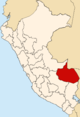 Location of Madre de Dios region.png