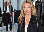 24.MARCH.2015  - LONDON  - UK *** EXCLUSIVE ALL ROUND PICTURES *** SUPER MODEL KATE MOSS ENJOYS A SPOT OF SHOPPING ON MOUNT STREET IN MAYFAIR, LONDON AFTER SHE DINES AT THE VERY UP MARKET SCOTTS RESTURANT. KATE WENT INTO CELINE AND CHRISTIAN LOUBOUTIN WHERE SHE PURCHASED A PAIR OF SHOES. BYLINE MUST READ : XPOSUREPHOTOS.COM ***UK CLIENTS - PICTURES CONTAINING CHILDREN PLEASE PIXELATE FACE PRIOR TO PUBLICATION *** **UK CLIENTS MUST CALL PRIOR TO TV OR ONLINE USAGE PLEASE TELEPHONE  442083442007