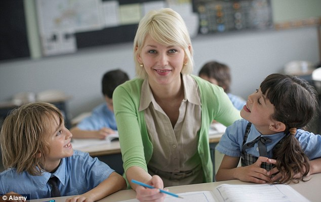 Difficulties: But many schools with a large proportion of non-native English speakers are well regarded (file photo)