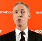 "Scottish Labour leader Jim Murphy during a speech in the City of London, where he pledged to invest £1 billion in Scotland's ""young working-class"". PRESS ASSOCIATION Photo. Picture date: Wednesday March 25, 2015. The package of promises will be funded by UK Labour's plans to reintroduce a tax on bankers' bonuses and cut pension tax relief for those on high incomes. See PA story POLITICS Murphy. Photo credit should read: John Stillwell/PA Wire"
