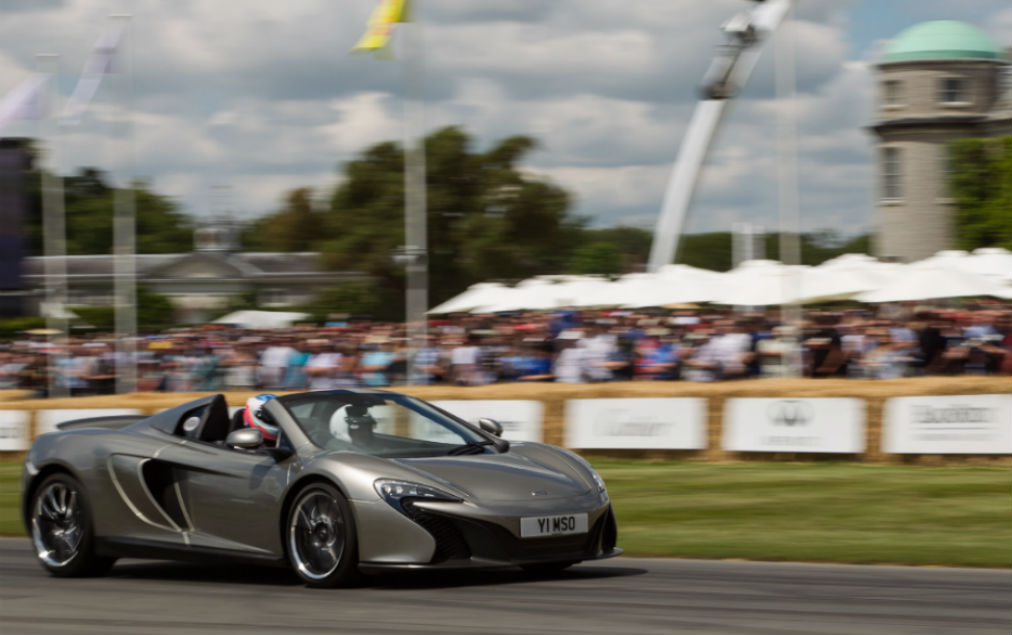 THE GOODWOOD FESTIVAL OF SPEED IN REVIEW