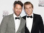 23.SEPTEMBER.2014 - NEW YORK - USA....NATE BERKUS - JEREMIAH BRENT....CELEBRITIES ARRIVE AT THE NEW YORK CITY BALLET FALL GALA.....BYLINE MUST READ: XPOSUREPHOTOS.COM....*AVAILABLE FOR UK SALE ONLY*....***UK CLIENTS - PICTURES CONTAINING CHILDREN PLEASE PIXELATE FACE PRIOR TO PUBLICATION ***....*UK CLIENTS MUST CALL PRIOR TO TV OR ONLINE USAGE PLEASE TELEPHONE 0208 344 2007*