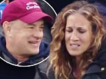 Sarah Jessica Parker and Tom Hanks