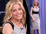 THE TONIGHT SHOW STARRING JIMMY FALLON -- Episode 0231 -- Pictured: Actress Elizabeth Banks on March 24, 2015 -- (Photo by: Douglas Gorenstein/NBC/NBCU Photo Bank via Getty Images)