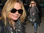 Actress Kim Cattrall arrives at the Merrion Hotel, she's in Dublin for the Jameson Dublin International Film Festival, Dublin, Ireland - 25.03.15.\nFeaturing: Kim Cattrall\nWhere: Dublin, Ireland\nWhen: 25 Mar 2015\nCredit: WENN.com