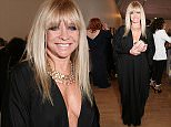 LONDON, ENGLAND - MARCH 24:  Jo Wood attends the Royal Academy School's annual dinner and auction at the Royal Academy of Arts on March 24, 2015 in London, England.  (Photo by David M. Benett/Getty Images)