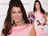 WEST HOLLYWOOD, CA - MARCH 24:  Lisa Vanderpump (L) and Giggy attend the CVLUX Magazine Issue Release Party at Pump on March 24, 2015 in West Hollywood, California.  (Photo by Gabriel Olsen/Getty Images)