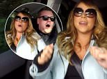 """Published on 25 Mar 2015\n\nDuring a drive around Los Angeles, James and Mariah Carey pass the time singing some rather familiar songs, including """"Always Be My Baby."""""""